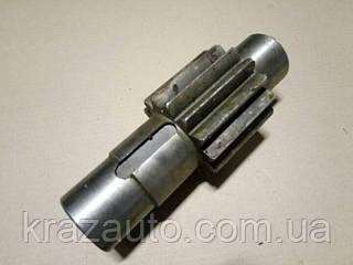 Шестерня ведущая цилиндрическая КрАЗ (14 зуб.) 256Б-2402110
