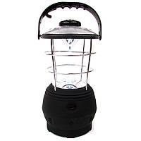 Фонарь светодиодный LED Lai Tuo LT 768 R динамо фонарь c радио