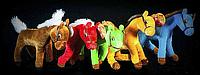 Маленькая Лошадка 15 см мягкая детская игрушка плюшевая лошадка