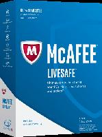 McAfee LiveSafe, количество устройств не ограничено