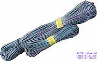 Шнур бельевой d 4 мм х 20 метров полипропиленовый