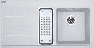 Мойка кухонная Franke MTF 651-100 белый