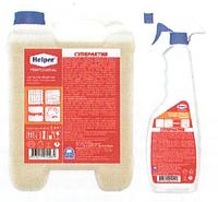 Средство для чистки всех видов сантехнических поверхностей суперактив
