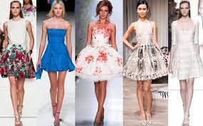 Модные платья: от Античности до наших дней