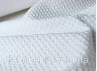 Полотно вафельное отбеленное Ш - 50 см