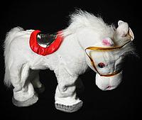 Лошадь интерактивная музыкально-механическая 26 см детские игрушки на подарок