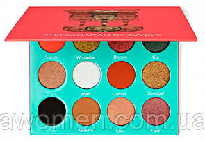 Тени для глаз Juvia's Place The Saharan Palette (12 цветов)
