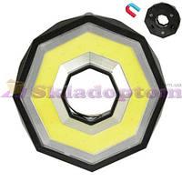 Фонарь кемпинг BL-983-COB, петля для подвеса, магнит, 3xAA**