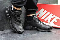 Мужские кроссовки найк Nike Air Presto  черные -Прескожа ,подошва пенка,размеры 41-46 Индонезия
