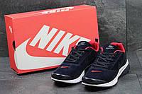 Мужские кроссовки найк Nike Air Presto темно-синие - Замша,подошва пенка,размеры 41-46 Индонезия