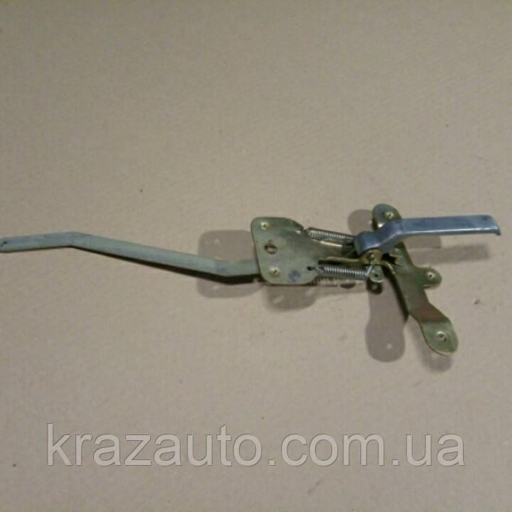 Привод замка КрАЗ левый с ручкой 250-6105081-50