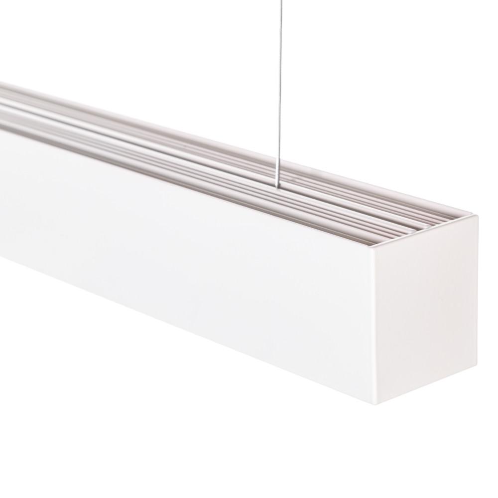 Turman-600: 15W 1800Lm линейный LED-светильник (55х60х600мм)