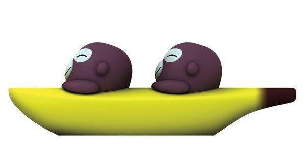 Солонка и перечница Банан Bros, фото 2