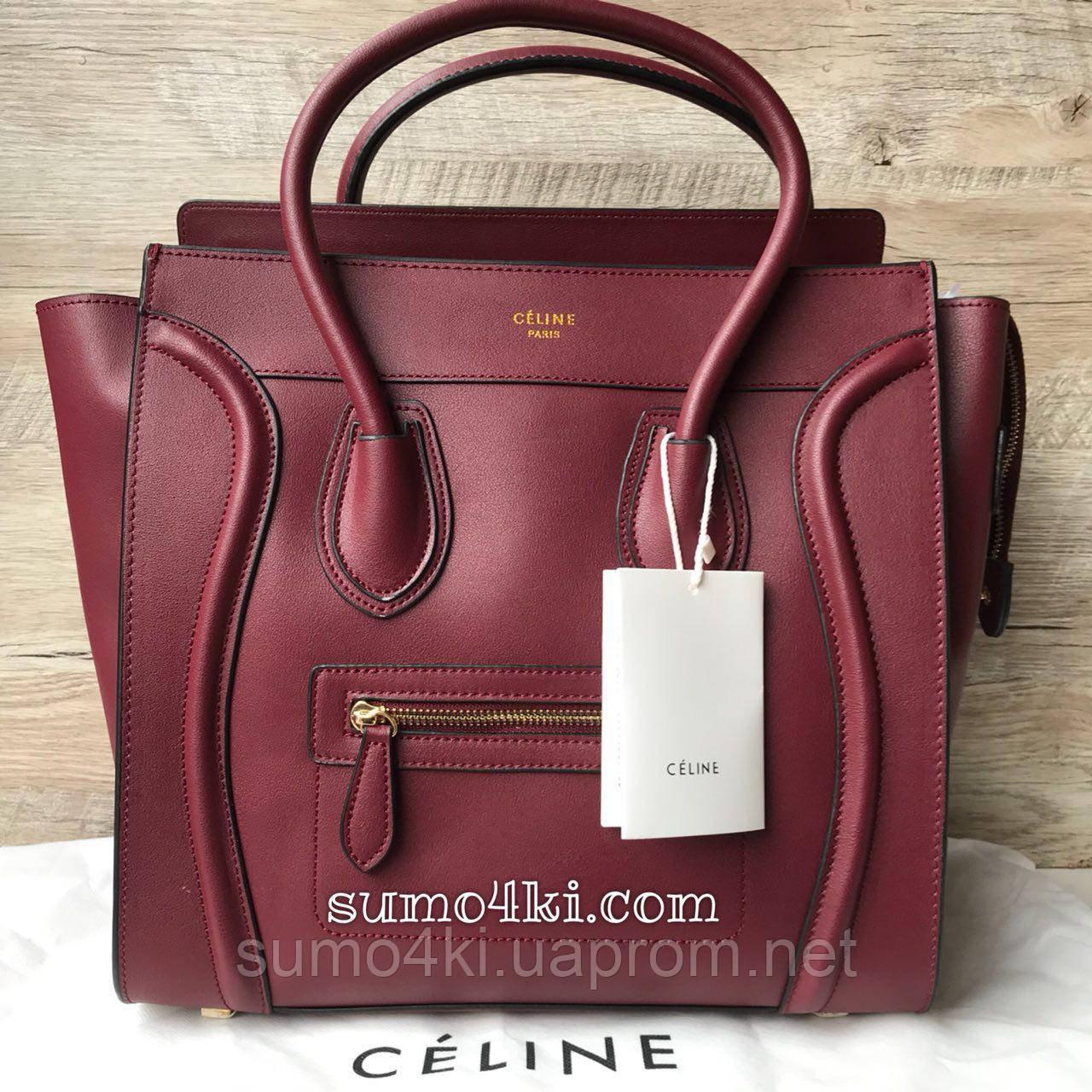 03d1a9f6e0b5 Женская сумка Celine Phantom Селин Фантом - Интернет-магазин «Галерея Сумок»  в Одессе
