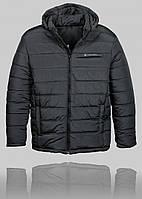 Мужская зимняя куртка Columbia батал
