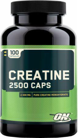 Optimum Nutrition Creatine 2500 100 caps