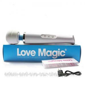 Вибромассажер аккумуляторный Love Magic 20 режимов