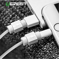 Ugreen защита для зарядных кабелей (6 шт/уп)