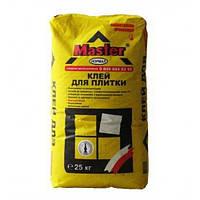 Клей для плитки для внутренних работ Мастер Нормал (Master Normal) 25 кг