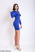 Жіноче плаття  Galea 21091-BLUE S Синій
