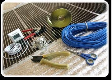 Підготуйте всі необхідні деталі та інструменти.