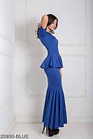 Жіноче плаття  Amalia 20930-BLUE S Синій
