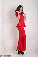 Жіноче плаття  Amalia 20930-RED S Червоний