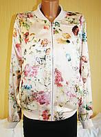 Куртка бомбер New Look (размер 46 (M, UK12, EU40))