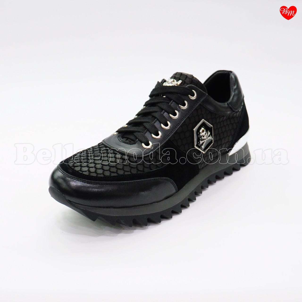 f50d8c07a8eb Купить Мужские кроссовки Philipp Plein рептилия в розницу от ...