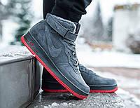 Зимние кроссовки мужские nike air force 1 winter