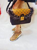 Набор: сумка, обувь