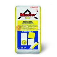 Клей для плитки для внутренних и наружных работ Мастер Стандарт (Master Standart) 25кг