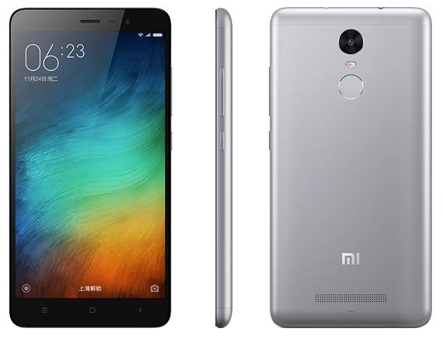 Xiaomi Redmi Note 3 2/16 Gb