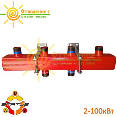 Распределительный коллектор КР-100-2