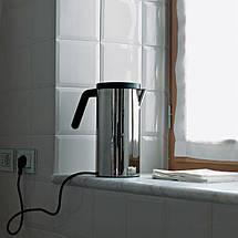 Электрический чайник Hot.it черный 1,4 л, фото 3