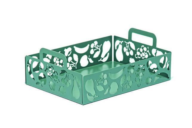 Лоток для фруктов Ecco! зеленый , фото 2