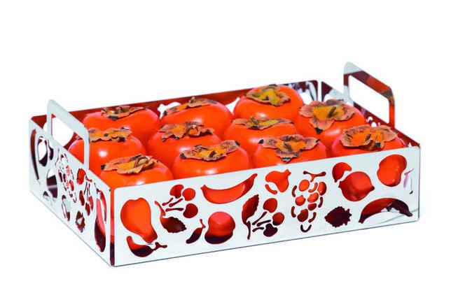 Лоток для фруктов Ecco! стальная , фото 2