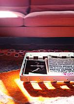 Корзина многофункциональная CrissCross черная, фото 2