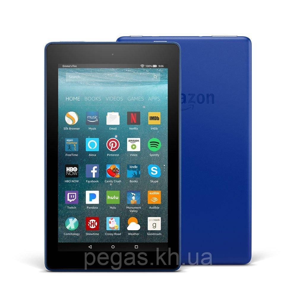 Планшет Amazon Kindle Fire 7дюймов. Синий Новый