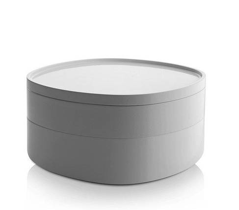 Органайзер для ванны Бирилло белый , фото 2