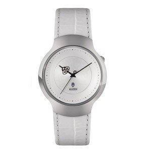 Женские Часы Dressed, белый кожаный ремешок , фото 2