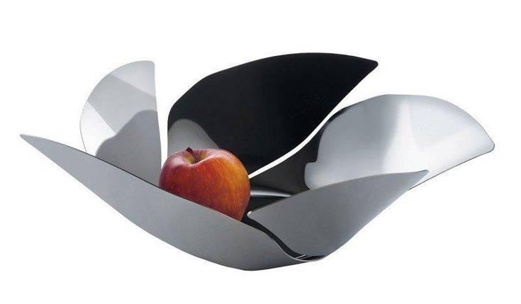 Ваза для фруктов Twist Again стальная , фото 2