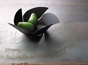 Ваза для фруктов Twist Again стальная , фото 3