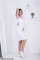 Жіноче плаття  Kerry 19000-WHITE S Білий