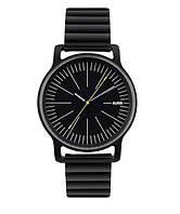 Часы l'orologio мужские со стальным браслетом черный