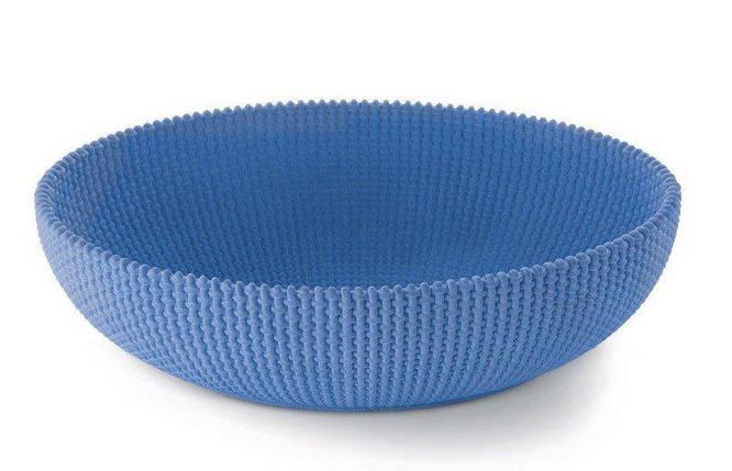 Сервировочная ваза La Trama e l' Ordito синяя, фото 2