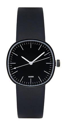 Женские часы Tic15 черный кожаный ремешок, фото 2