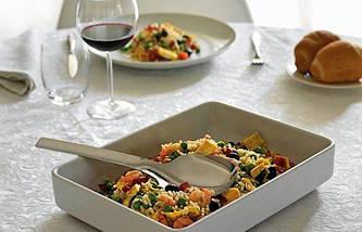 Набор столовых приборов для сервировки блюд Тибидабо в комплекте 4 предмета, фото 3