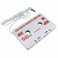 Цифровая аудиокассета-адаптер для автомагнитолы AUX 3,5 мм джек (iPod,Android MP3 CD MD)
