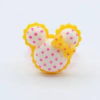 """Кольцо для принцессы  """"Микки"""""""